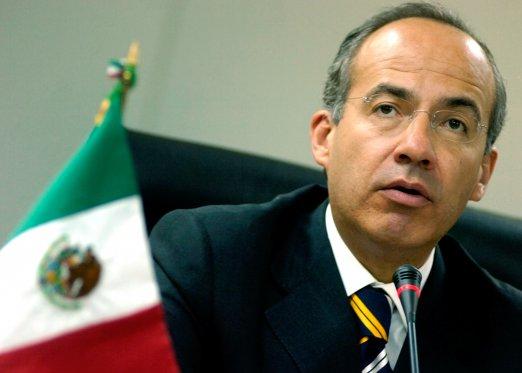 Felipe Calderón Hinojosa, Presidente de México (2006-2012 ...