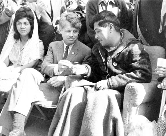 Cesar Chavez and the Conflict of the Farm Workers