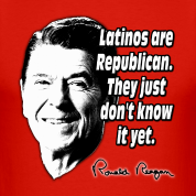 reagan-quote-latinos-are-republican-t-shirts_design