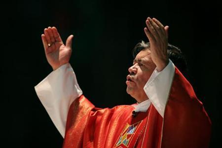 Cardinal Norberto Rivera Carrera